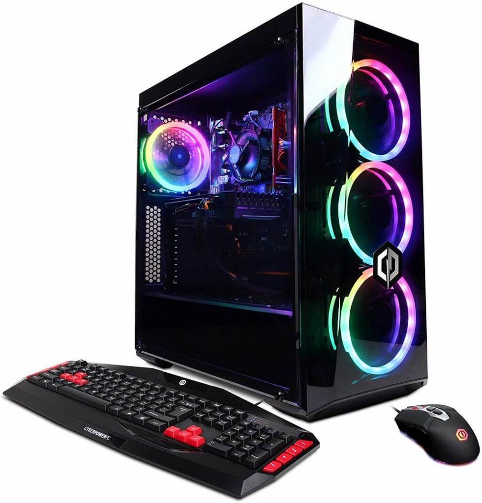 CyberPowerPC GXiVR8500A