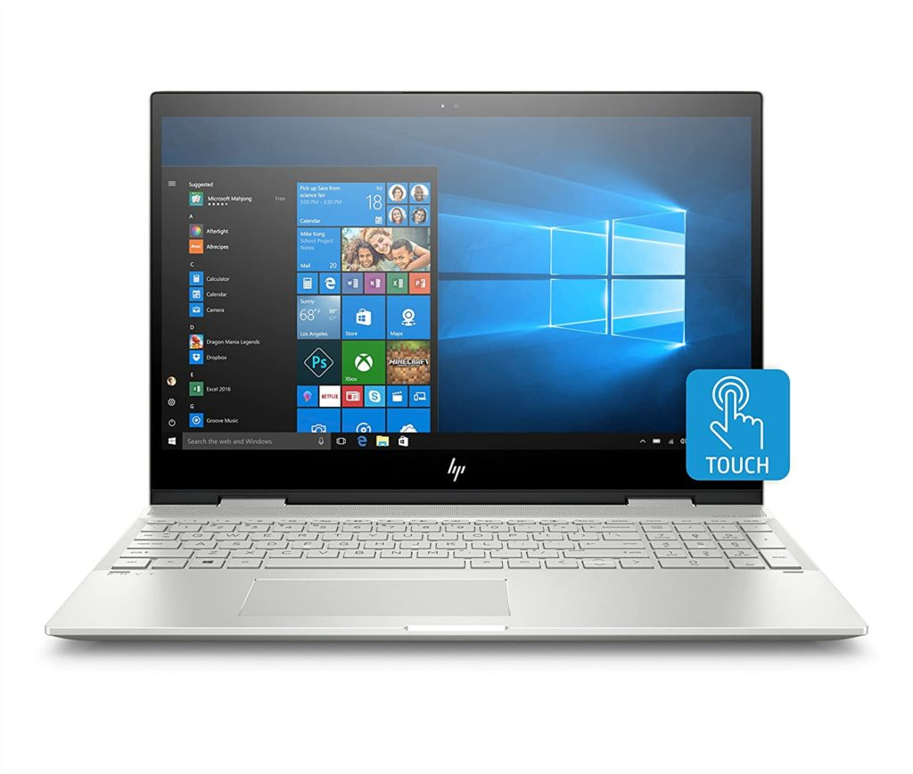 """HP - ENVY x360 2-in-1 15.6"""" Touch-Screen Laptop"""