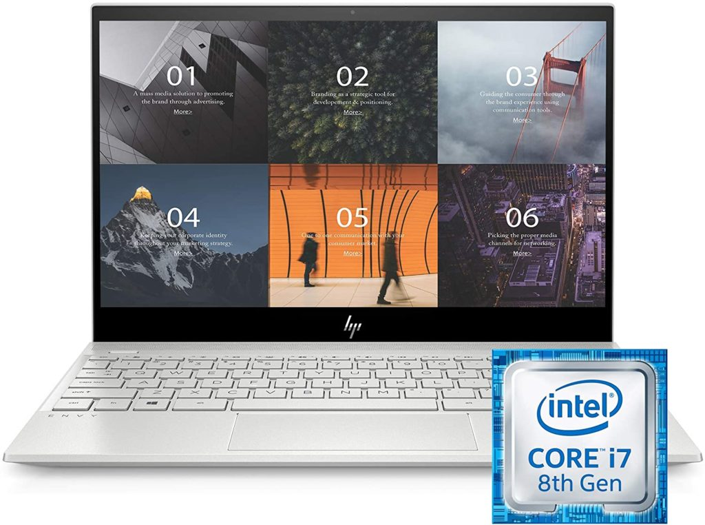 Best Ultrabook for College: HP Envy 13