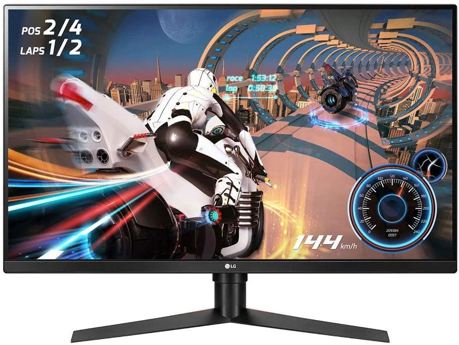 LG 32-inch FreeSync 2 monitor
