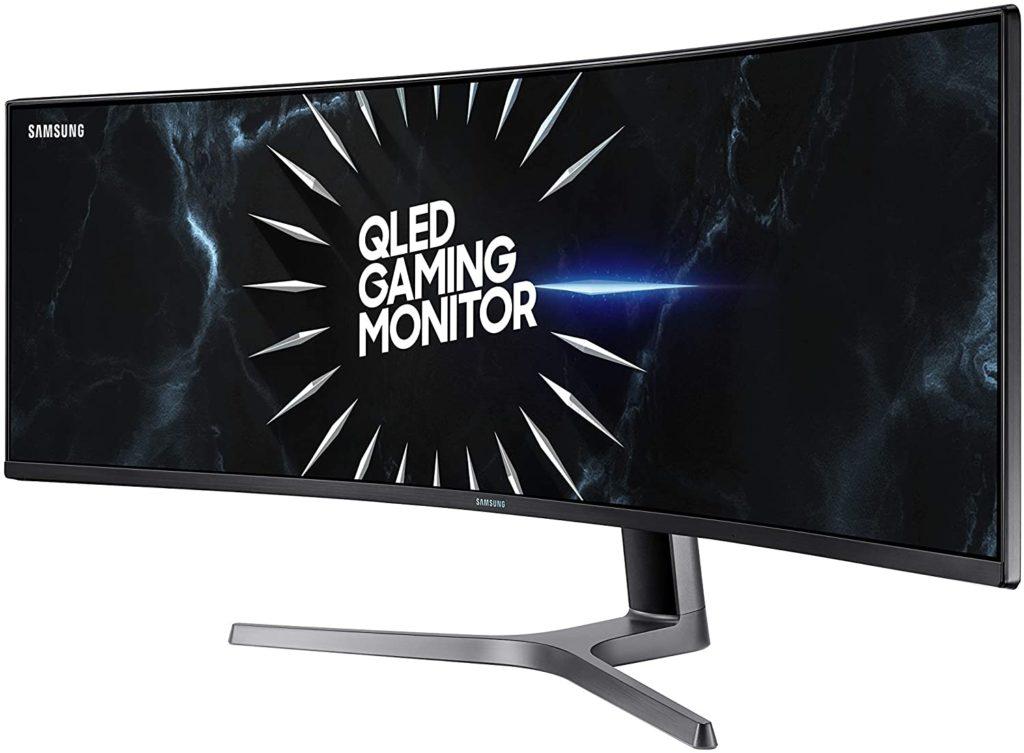 Samsung UltraWide FreeSync 2 Gaming Monitor