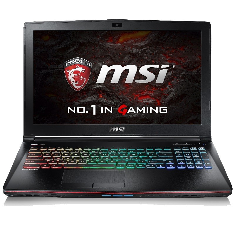 MSI GE62VR 6RF Apache Pro Gaming Laptop