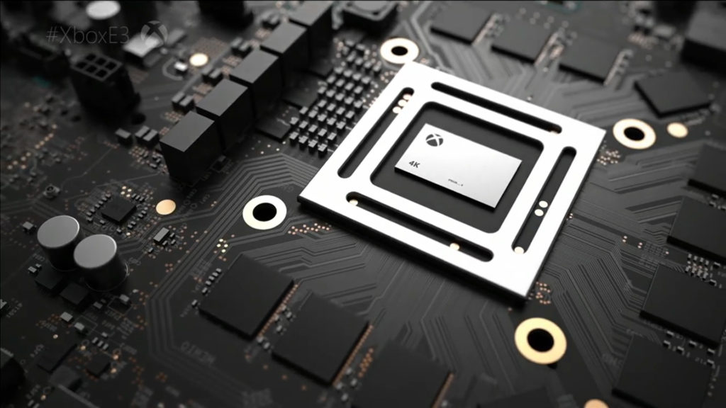 Xbox Scorpio - 12GB of GDDR5 memory