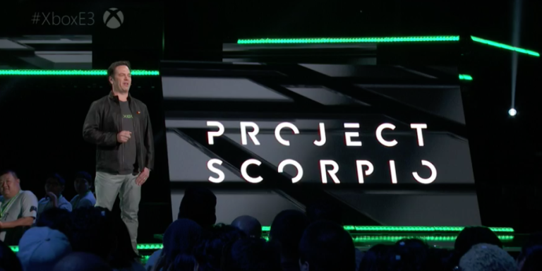 amd new cpu phil spencer hints xbox scorpio will not use amd jaguar cpu more