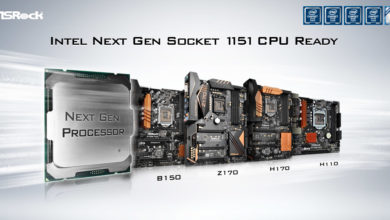 Photo of ASRock 100-series Motherboards Now Compatible with Kaby Lake Processors via BIOS Update