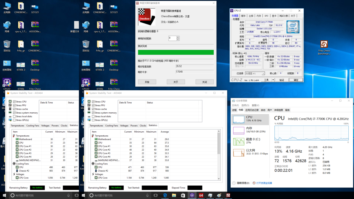 Intel Core i7-7700K Benchmarks Leaked, Overclocks To 4 9GHz