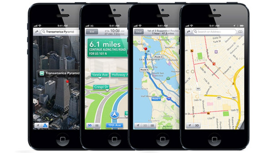 Apple could use Drones and Indoor Mapping view to improve Maps Data