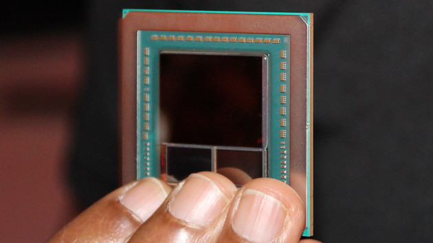 RX Vega Price, Vega 10 featuring two HBM2 stacks