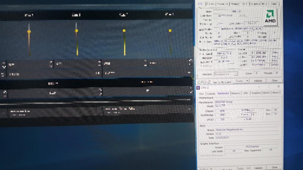 Screenshot - AMD Ryzen Overclocking Utility