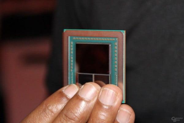 AMD Vega 10 GPU die