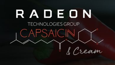 AMD Vega Sneak Peek at Capsaicin & Cream Livestreamed Event