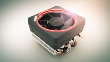AMD Ryzen 7 Wraith Max RGB Cooler