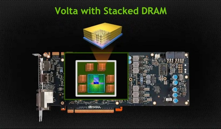 Nvidia GV100 GPU teased - Volta gaming GPUs not coming this year