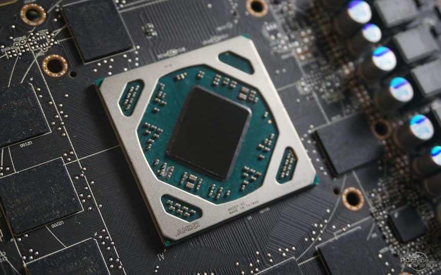 AMD RX 580X Polaris refresh with 40 CUs?