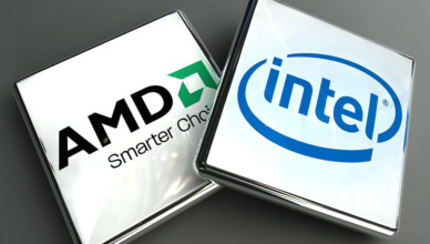 AMD vs Intel CPU sales