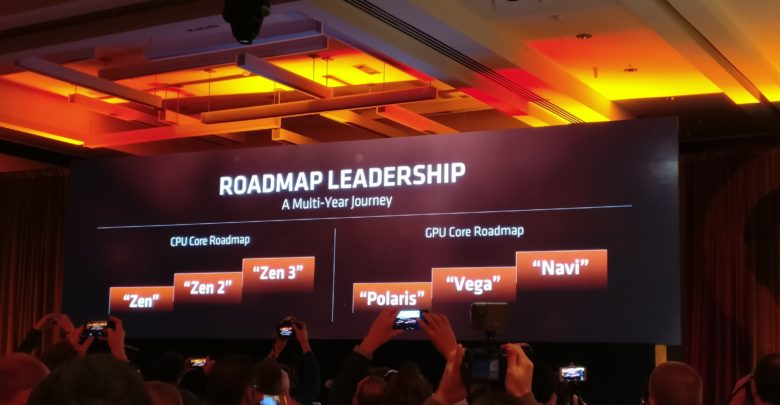 AMD Zen 2 based Pinnacle Ridge Planned for Early 2018, Zen 3 also In