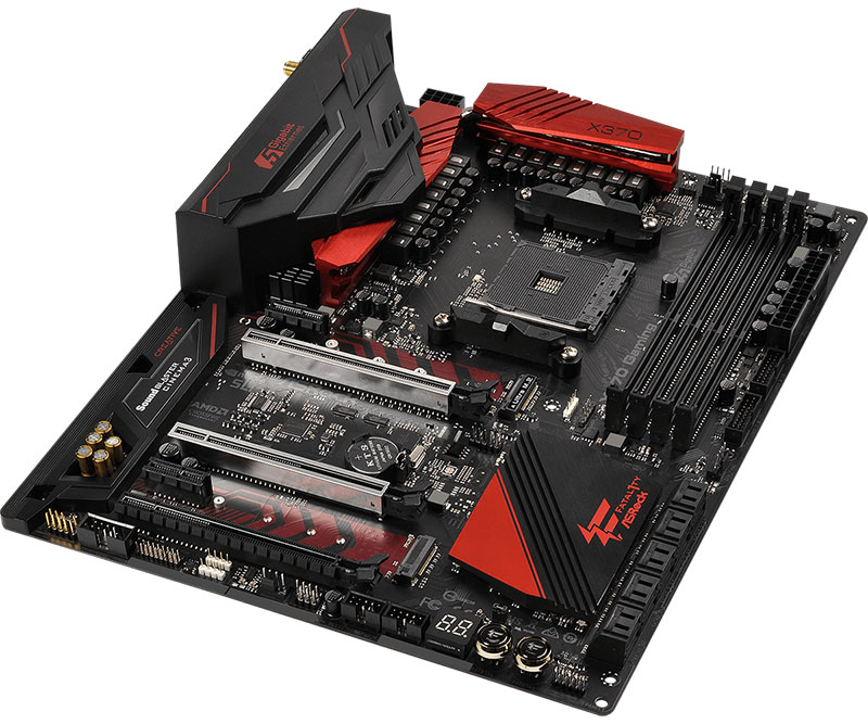 AM4 Motherboard from ASRock