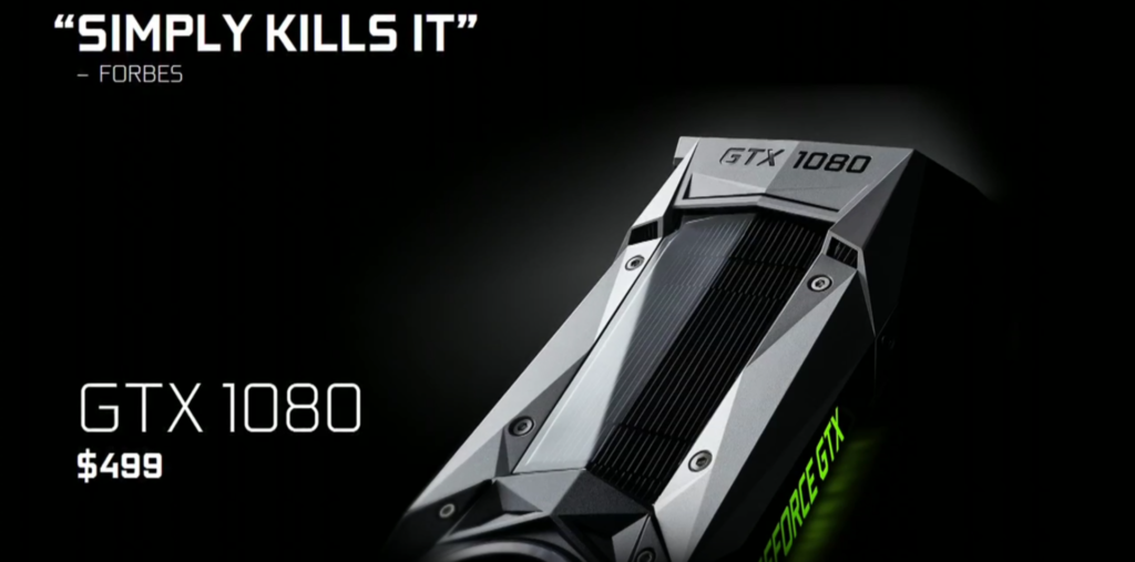 GeForce GTX 1080 Price Cut