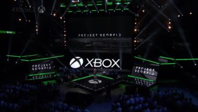 Xbox Scorpio specs - 10GB RAM for games?