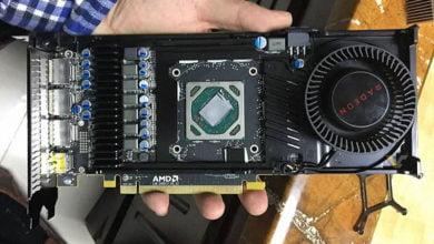 Radeon RX 500 series leaked pic