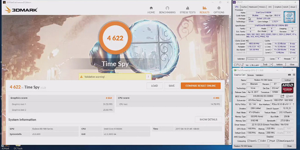 AMD Radeon RX 580 Overclocking