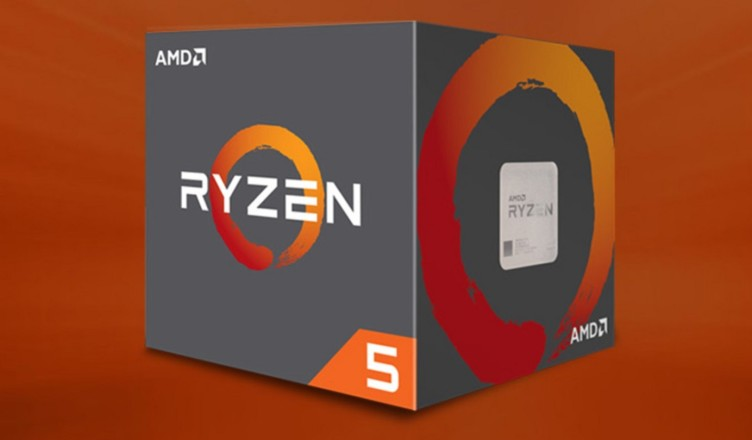 AMD Ryzen 5 1600X with 8 working cores