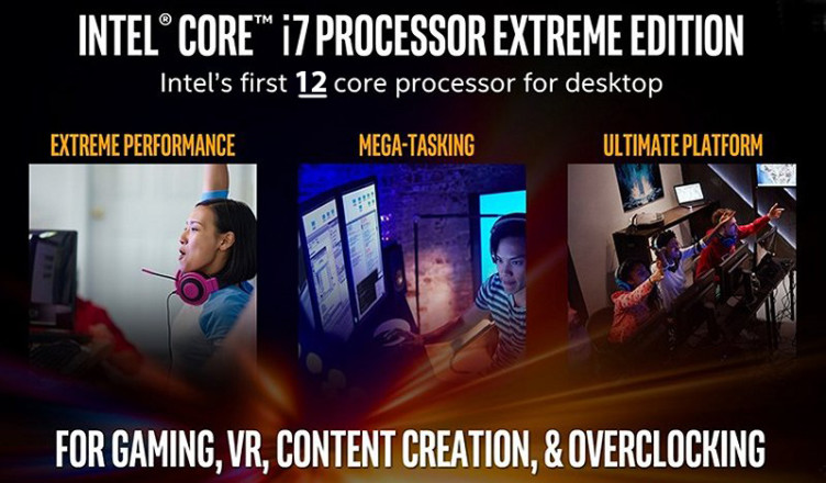 Intel Core i9 benchmarks - 12-Core Skylake-X