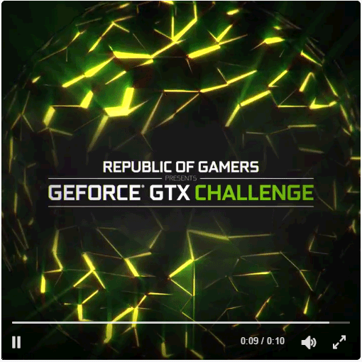Nvidia gaming event after RX 500 series launch