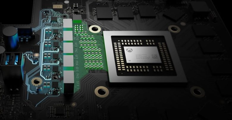 Xbox One X GPU equivalent