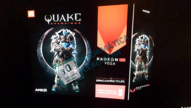 Photo of AMD Radeon RX Vega Packaging Pictured, Bundled with Quake Champions?