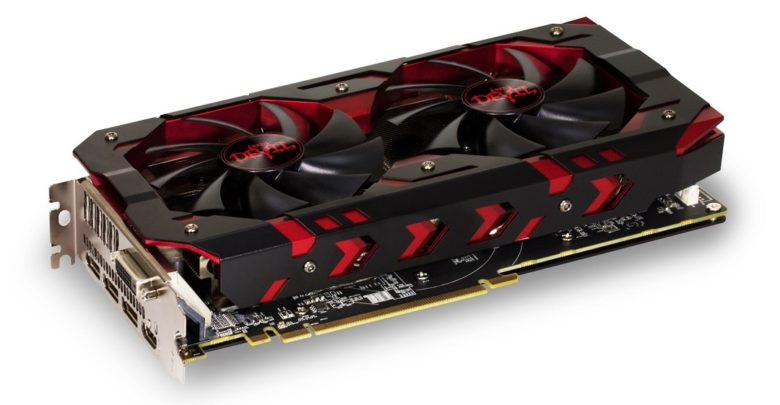PowerColor RX 590 Red Devil in works