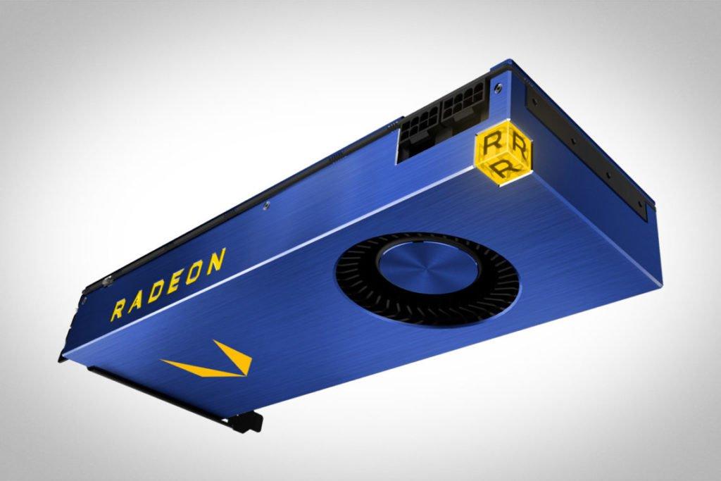 Gaming Radeon RX Vega release