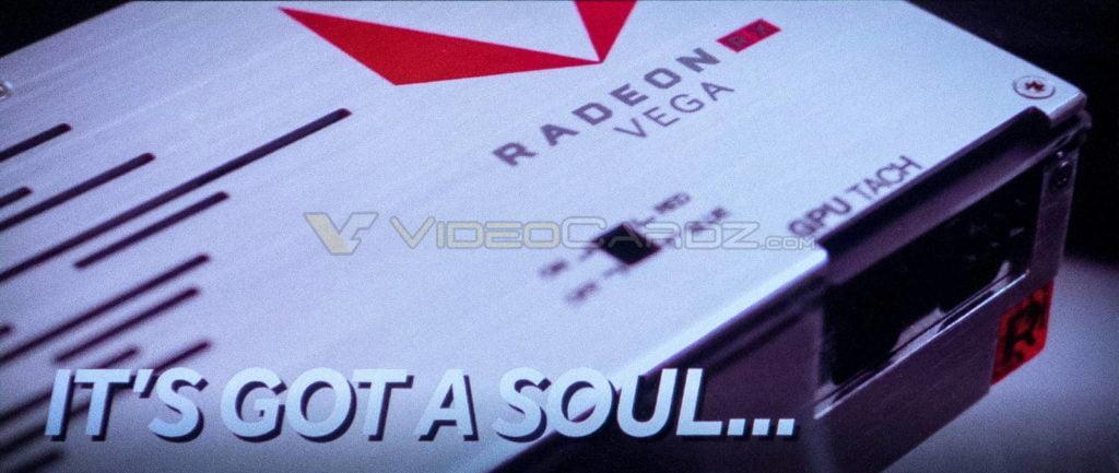 RX Vega Lineup leak - Vega Reference card (Soul)