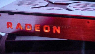 AMD Vega 10 Lineup - Reference RX Vega graphics card