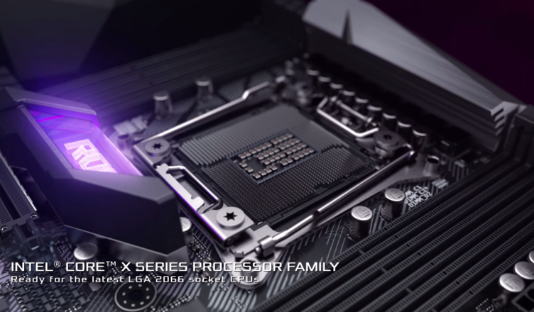 Intel Skylake X Lineup detailed