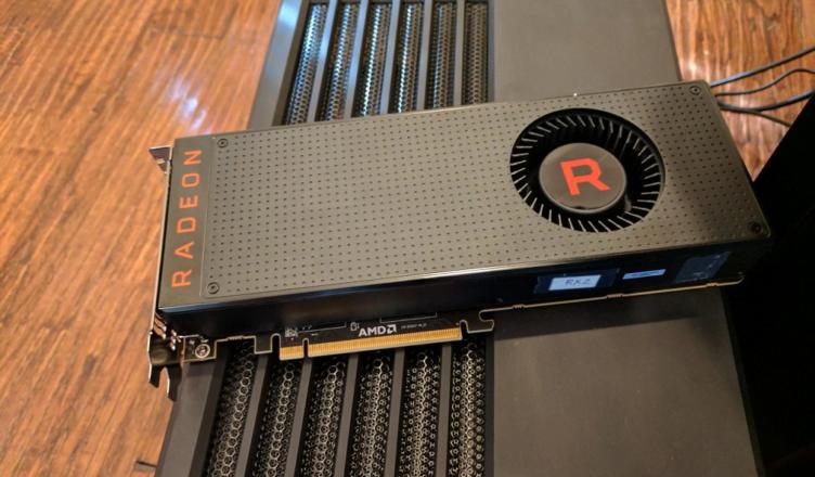AMD RX Vega vs GTX 1080 Ti Blind Gaming test