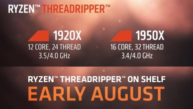 AMD Ryzen Threadripper Price and Performance