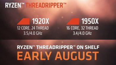 AMD Ryzen Threadripper Price and Performance