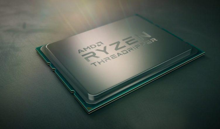 AMD Ryzen Threadripper 1950X OCed to 5.2GHz