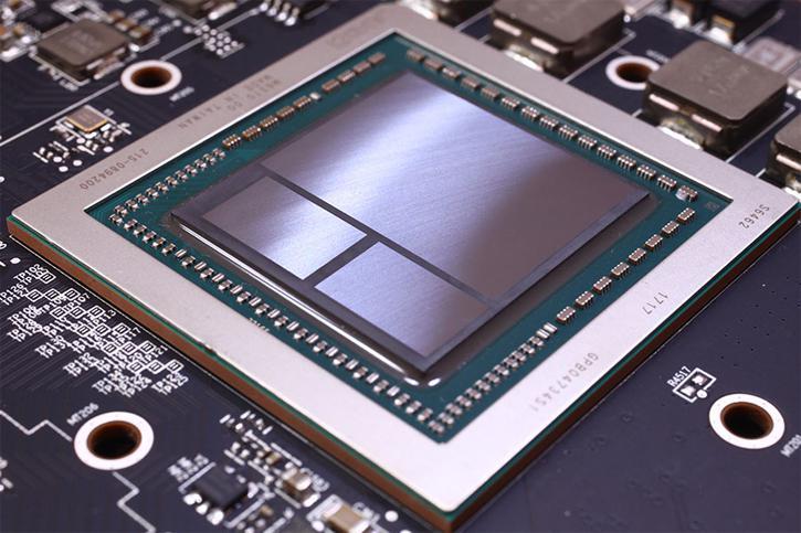 AMD RX Vega integrates HBM2