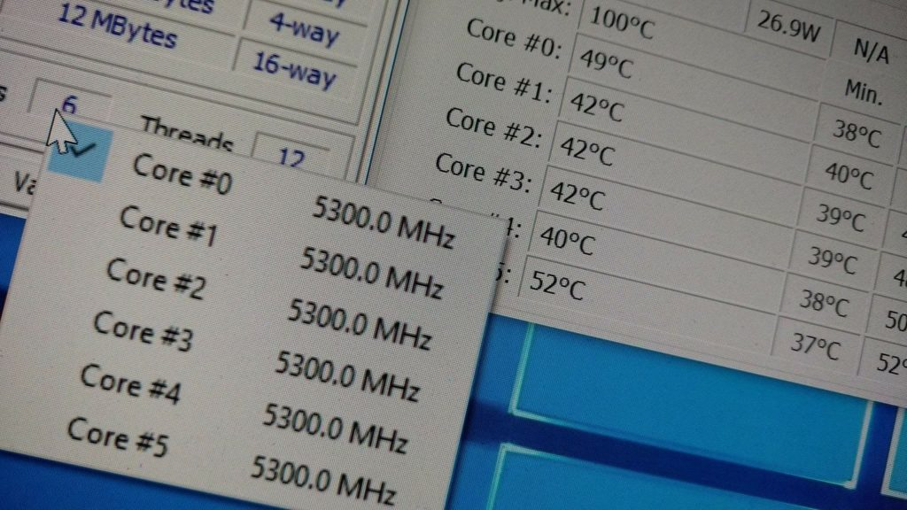 Intel Core i7-8700K can hit 5.3GHz OC