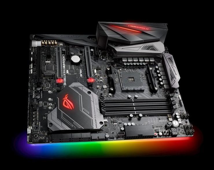 AMD AGESA 1.0.0.7 update - Asus ROG Crosshair VI Extreme