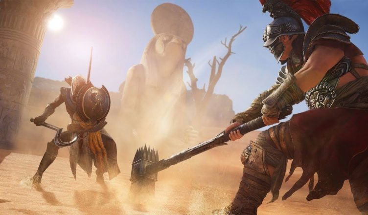 Assassin's Creed Origins CPU performance