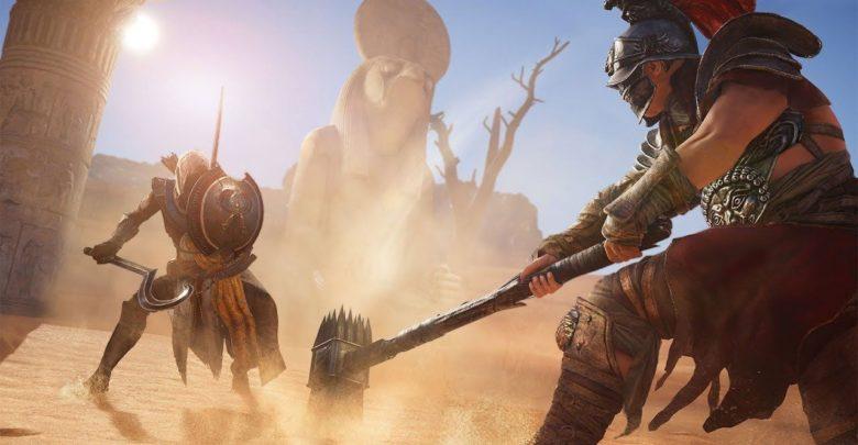 Assassin's Creed Origins CPU performance