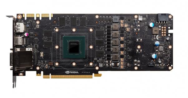 Nvidia GP104 GPU in GTX 1080