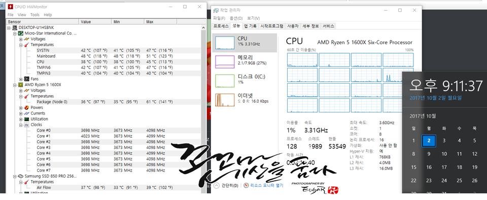 AMD Ryzen 5 1600X 8-core benchmarks (2)