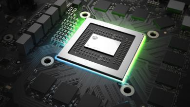 Xbox One X CPU and GPU performance