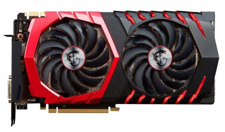 Nvidia GTX 1070 Ti listings spotted