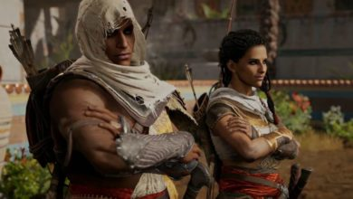Assassin's Creed Origins CPU for 60fps