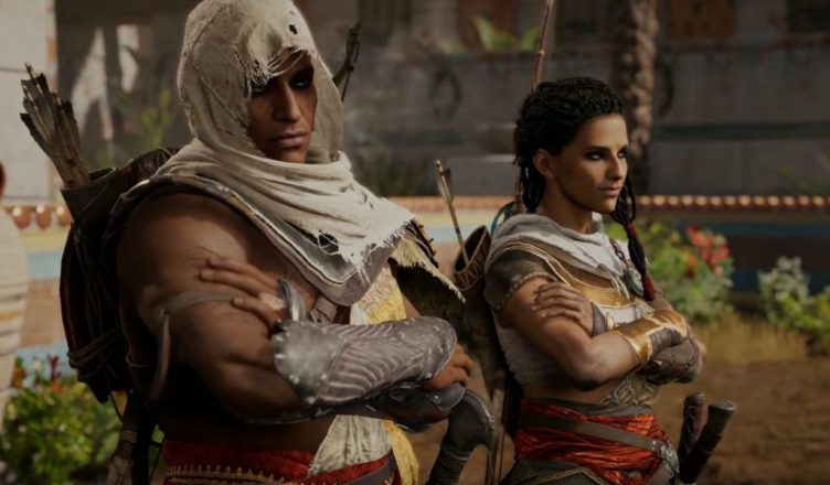 Assassin's Creed Origins CPU for 60fps